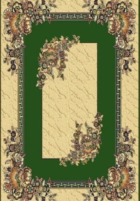 Ковер Триумф - Y095N_25 зеленый