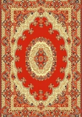 Ковер Триумф - Y105N_80 красный