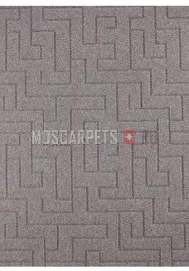 Ковролин Labirint (Лабиринт) серый