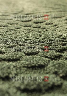 Ковролин Вулкан 963 зеленый