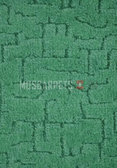 Ковролин Березка 063 зеленый