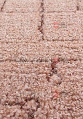 Ковролин Электра 881 светло-коричневый