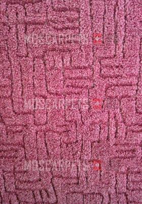 Ковролин Канны 18 темно-розовый