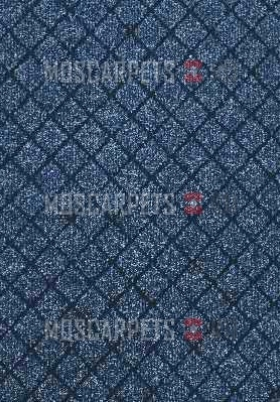 Ковролин Лидер 1413 синий