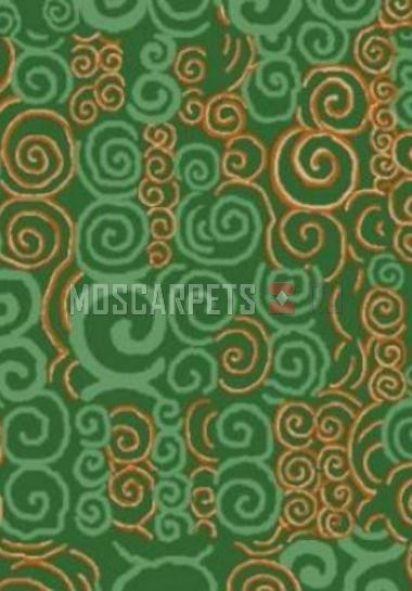 Палас Майя 600 зеленый