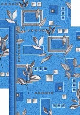 Палас Ветви 1166с5/47 голубой