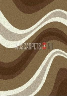 Ковер Шагги Колорадо 1501-80 коричневый