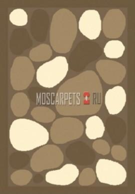 Ковер Шагги Колорадо 1543-80 коричневый
