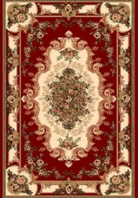 Ковер Super Aquarelle 99101-44 красный