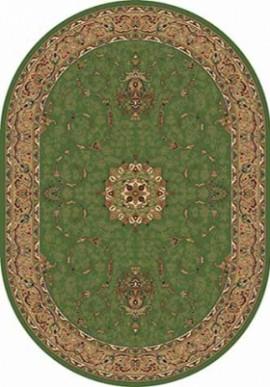 Ковер Бухара D034 зеленый