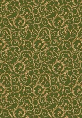 Ковролин Валенсия Р002 99205-11 зеленый