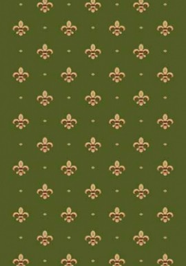 Ковролин Валенсия Р011 99205-11 зеленый