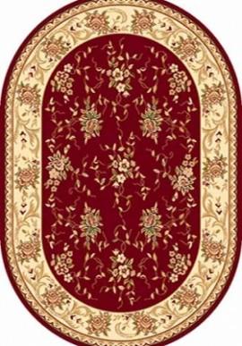 Ковер Валенсия 5455 красный