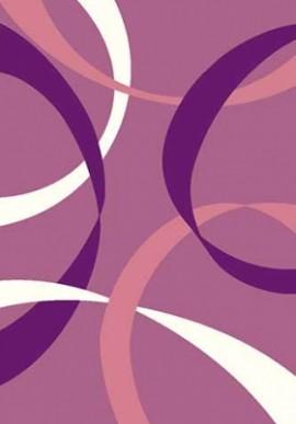 Ковер Вижн Делюкс V801 фиолетовый