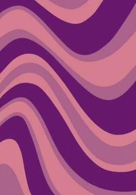 Ковер Вижн Делюкс V802 фиолетовый