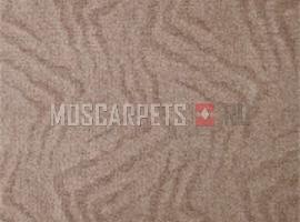 Ковролин Корфу 120 бежево-серый