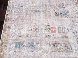Ковер ALLURES 12025 CREAM-BLUE прямоугольник