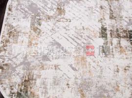 Ковер ALLURES 12123 CREAM-GREEN овал