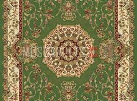 Ковер BUHARA d037 GREEN прямоугольник