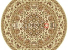 Ковер BUHARA d158 CREAM круг