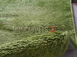 Ковер Comfort Shaggy 2 S600 GREEN прямоугольник