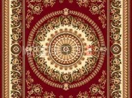 Ковер DA VINCI 5246 RED прямоугольник