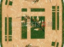 Ковер LAGUNA 5985 BEIGE-GREEN овал