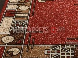 Ковер LAGUNA ALB3 RED прямоугольник