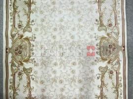 Ковер Lora 9004 кремово-белый прямоугольник