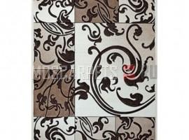 Ковер PIERRE CARDIN BIANCO 5432C прямоугольник коричневый