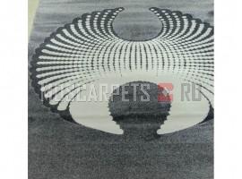 Ковер PIERRE CARDIN SANZELIZE 0876A прямоугольник серый