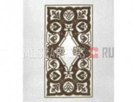 Ковер PIERRE CARDIN SANZELIZE 884H прямоугольник коричневый
