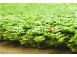 Ковер SHAGGY ULTRA S600 Light GREEN2 прямоугольник