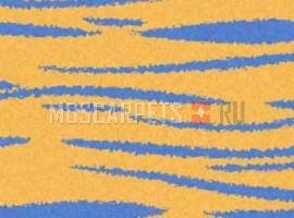 Ковер SHAGGY ULTRA S608 YELLOW-BLUE прямоугольник