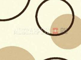 Ковер SHAGGY ULTRA S610 CREAM прямоугольник