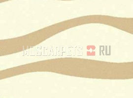 Ковер SHAGGY ULTRA S613 CREAM-BEIGE прямоугольник