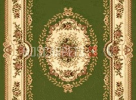 Ковер VALENCIA D007 GREEN прямоугольник