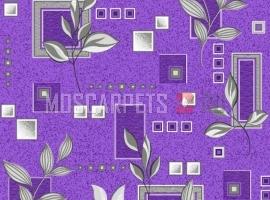 Палас Ванда 400 фиолетовый