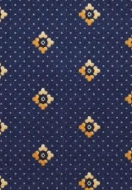 Палас Плутон 951 синий