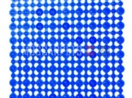 Коврик SPA-коврик SHAHINTEX сеточка синий
