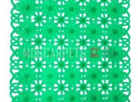 Коврик SPA-коврик SHAHINTEX ромашка зеленый