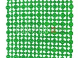 Коврик SPA-коврик SHAHINTEX сеточка зеленый