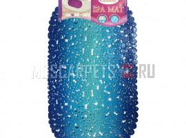 Коврик SPA-коврик SHAHINTEX фотопринт синий