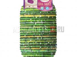 Коврик SPA-коврик SHAHINTEX фотопринт разноцветный Бамбук