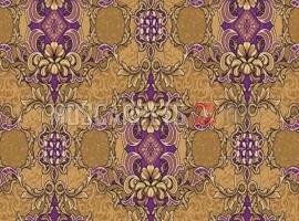 Палас Орхидея 400 фиолетовый