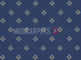 Ковролин Chambord (Чамборд) 077 синий