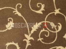 Ковролин Florence (Флоренцо) 24014 коричневый