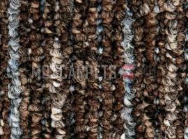 Ковролин King New 895 коричневый