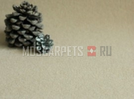 Ковролин Noblesse (Ноблесс) 330 серо-белый