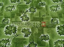 Палас Лист 1302/46 салатовый